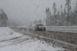 A survival kit for your car can be indispensable when the weather turns bad.