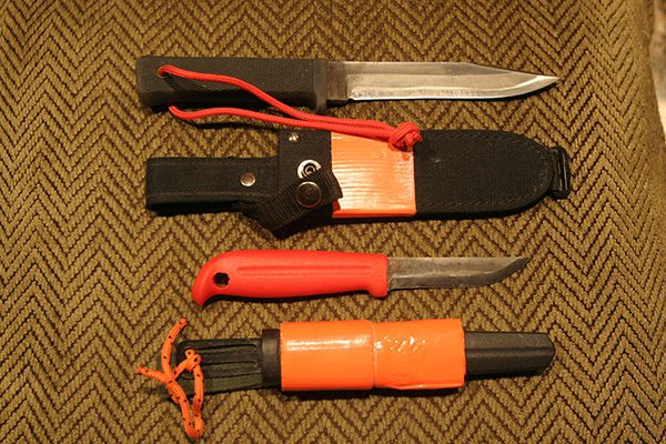 Hunting/Survival Knives Special Edition – 10/21/11