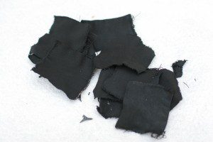 Old blue jeans have multiple uses in survival kits – 5/23/12