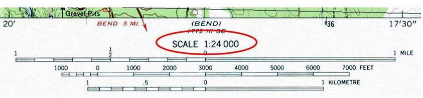 Blake Miller: How To Figure Out Topo Map Scales |