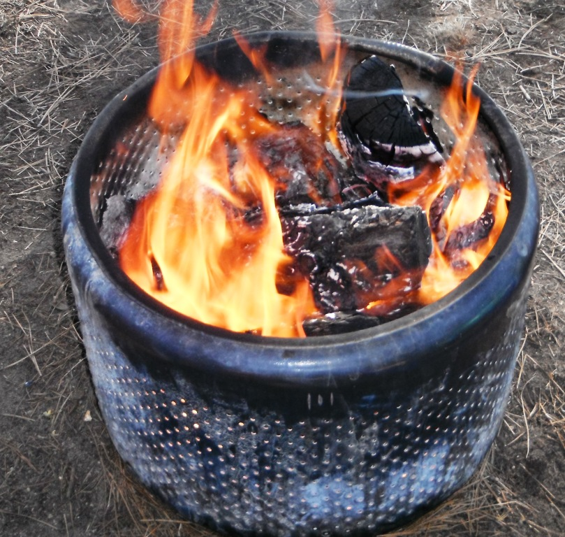 Diy Video Contain And Keep Your Campfire Safe With A