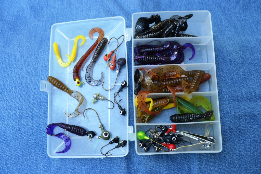 the best survival fishing lure: is it a leadhead jig? |, Fly Fishing Bait