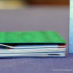 This stack of 10 cards is almost one-half inch thick.