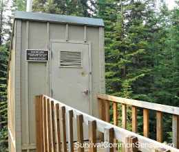 Cultus composting toilet