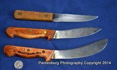 historic knives