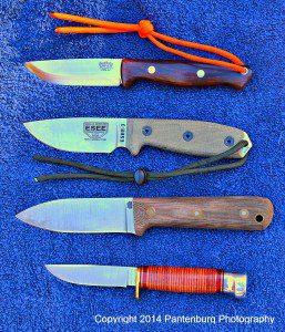 deer hunting knives