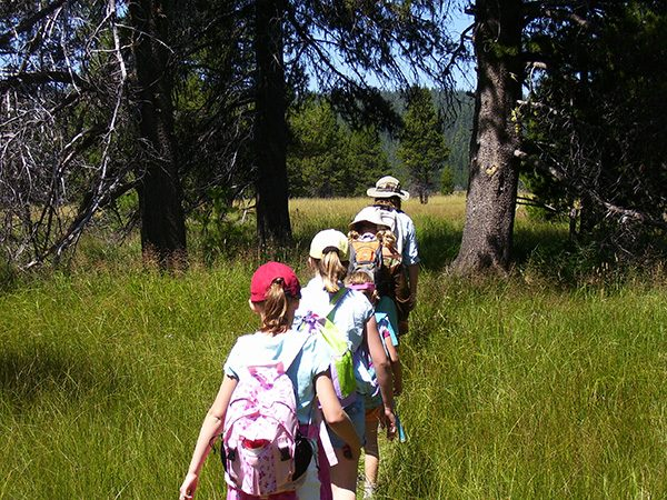 Practice wilderness safety long before you leave the trailhead.