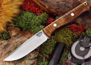 The Gunny Hunter comes in a variety of steels and handle options.