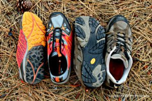Merrell Ventilator, Capra water shoe