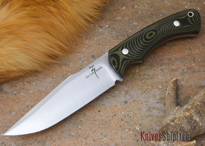This Zoe Crist Santa Fe has real potential as a hunting knife.