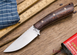 The Cross Knives Lil Whitetail is designed for deer hunting.