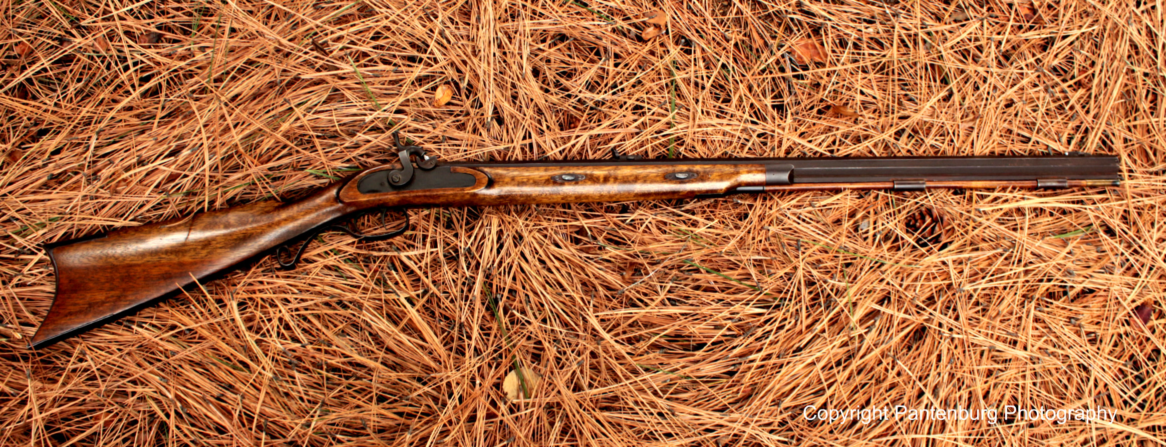 I made this .50 caliber Lyman Great Plains Rifle from a kit in the early 80s. It's one of my favorite hunting rifles.