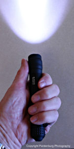 The 5.11 XBT A2 is a sturdy, rugged survival flashlight.