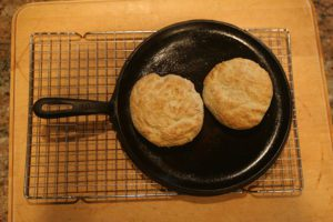Bannock is quick to make wherever you. The recipe is very similar to Damper, an Australian version of survival bread