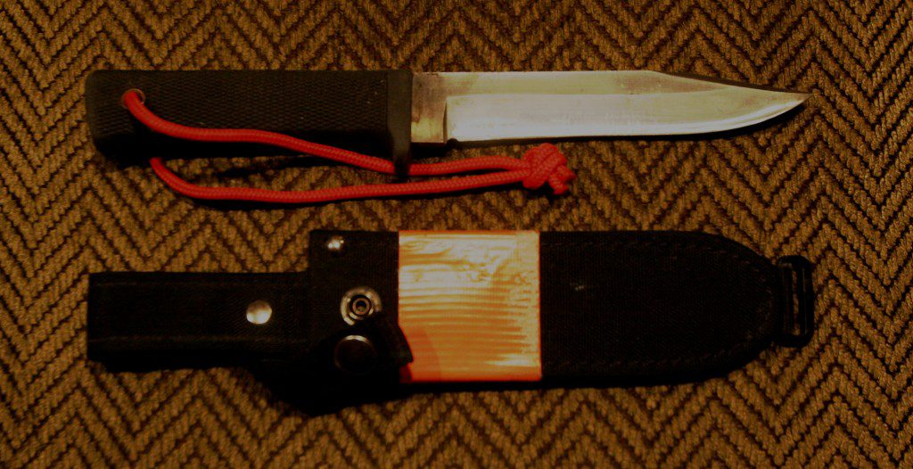 Cold Steel SRK, best survival knife, best hunting knife