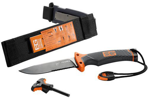 Bear Grylls knife, best survival knife