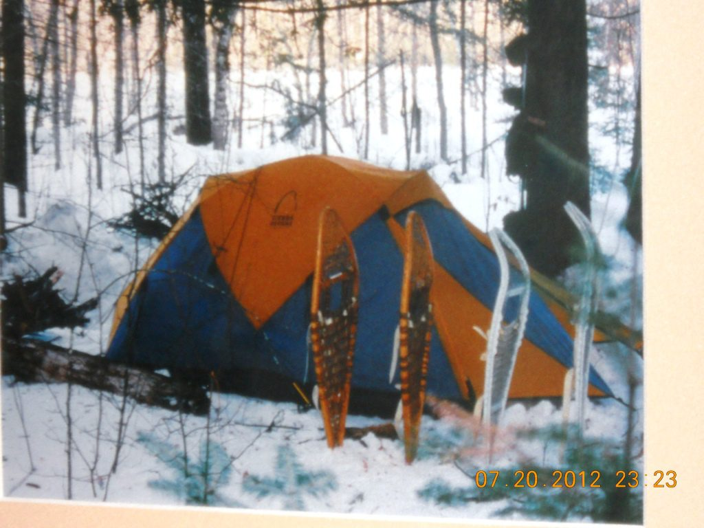 Gear review How to choose a four-season backpacking tent for winter c&ing & Sierra Designs Extreme Tent | | Survival Common Sense Blog ...