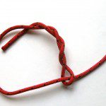The timber hitch is a friction knot that is easy to tie and untie (Pantenburg photo)