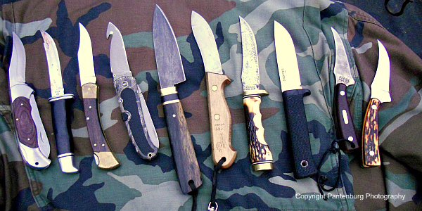 best hunting knife, elk hunting knives, best survival knife