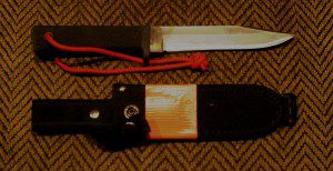 Cold Steel SRK, best survival knife