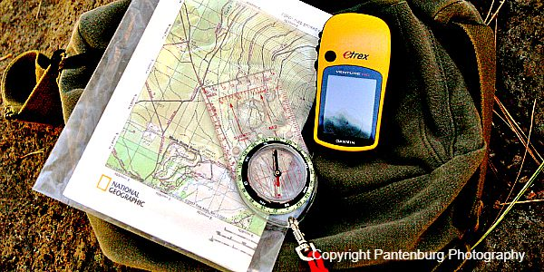 compass and GPS, stay found, maintain compass, back country navigation