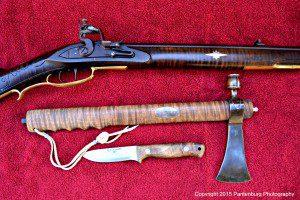 Flintlock 40 Caliber Longrifle My Favorite Hunting Rifle
