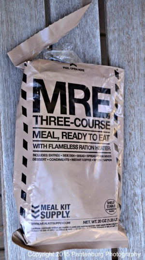 MRE package