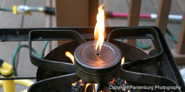 make charcloth, survival firemaking