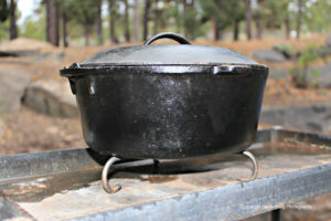 cast iron seasoning, cast iron cookware