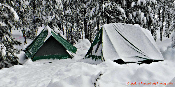 Winter Glamping & Heated Tents with Wood Burner Inside ...  |Heated Winter Camping Shelters