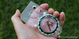 compass, map and compass, stay found, land navigation
