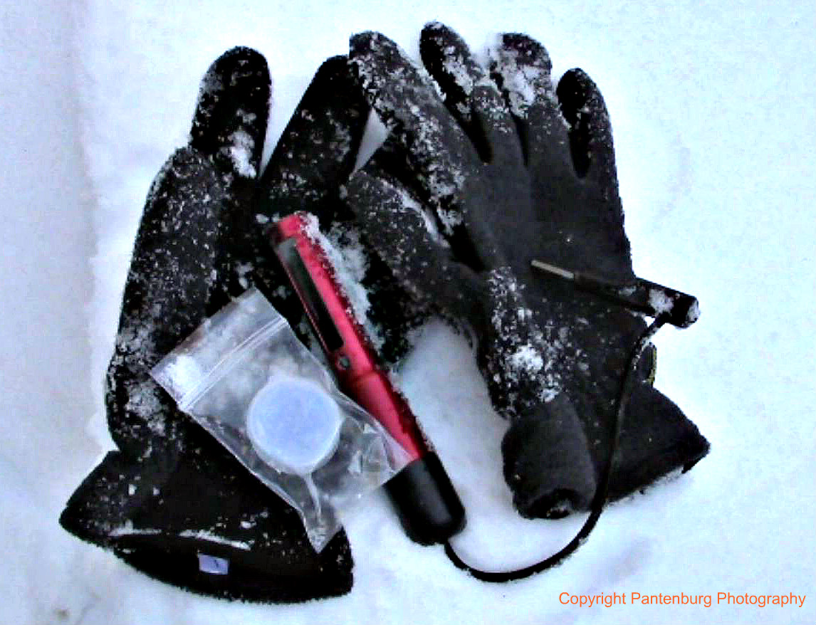 For winter survival firestarting, you need a system that can be depoended on.