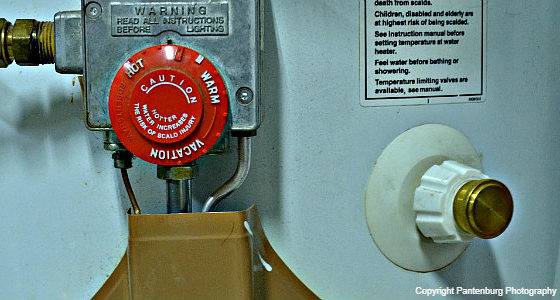 water heater, find urban water, emergency water sources