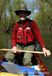 wool sweater, MS river canoe, ms river