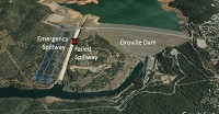 Oroville Dam is failing in California