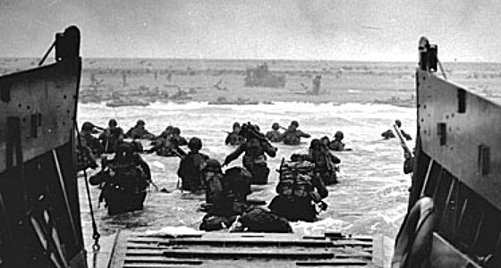 D Day, D Day Omaha Beach