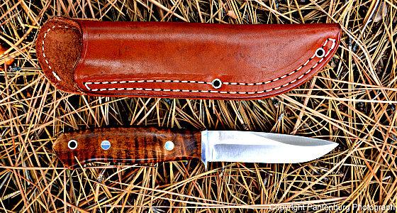 Bark River Snowy River, best hunting knife