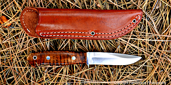 Bark River Snowy River, best hunting knife