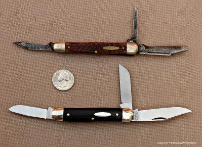 Tidout Calf Roper, stockman pattern knife, best pocket knife