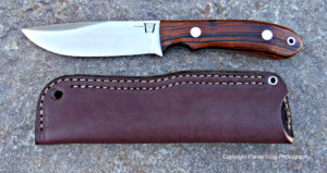 Hyken Lite Hunter, best hunting knife, Bark River Knives