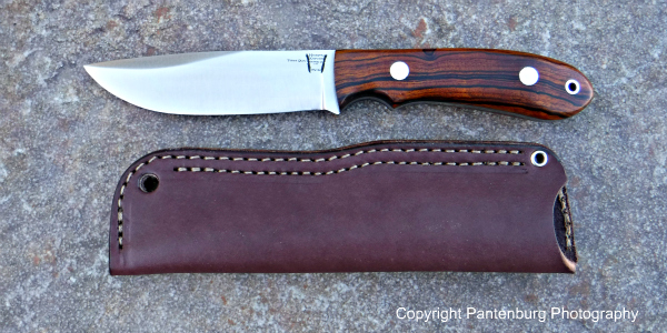 Hyken Lite Hunter, Bark River knives