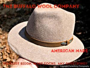 buffalo wool, best fiber, american made
