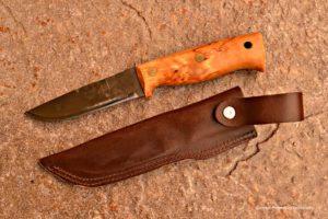 Helle Temagami, Les Stroud, best bushcraft knife