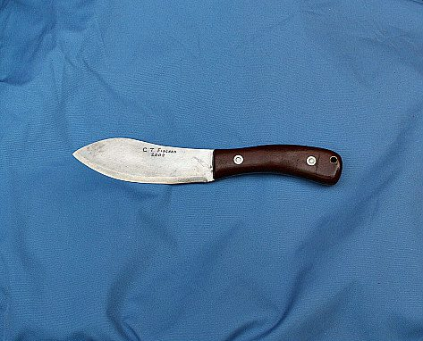 CT Fischer knives, handmade knives, Elk City Idaho