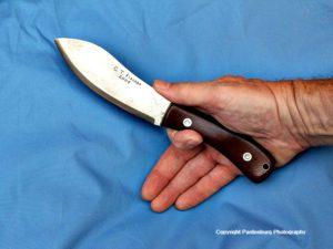 CT Fischer knives, handmade knives, Elk City Idaho