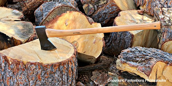 Hults Bruk American felling axe, best felling axe, axes