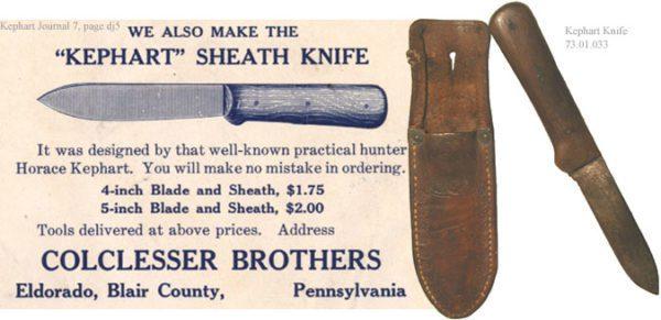 Kephart knife, best utility knife