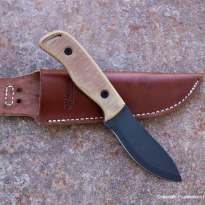 Camillus Bushcrafter, bush craft knife