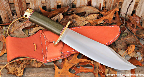 Bark River Knives, Bowie knives, best Bowie knife