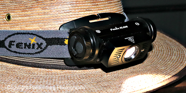 Fenix rechargeable headlamp, headlamp, best headlamp, lights for deer hunters